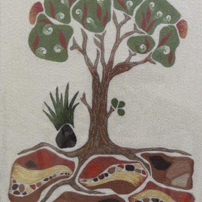 Lois-Parish-Evans-Rocky-Treescape