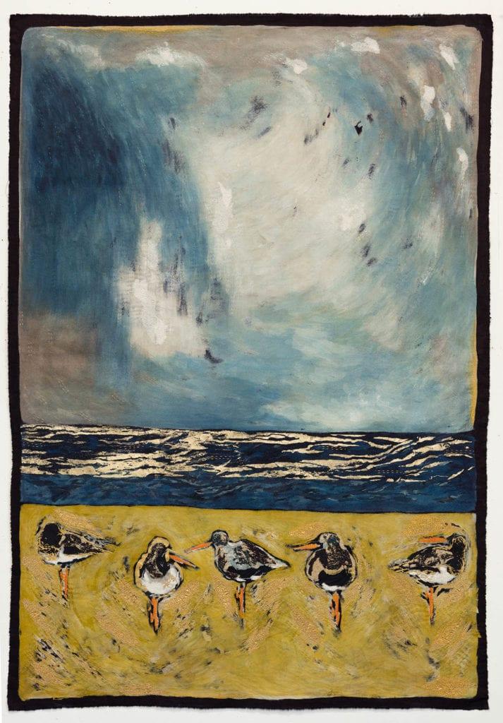 Nicola-Henley-Oystercatcher-Deluge