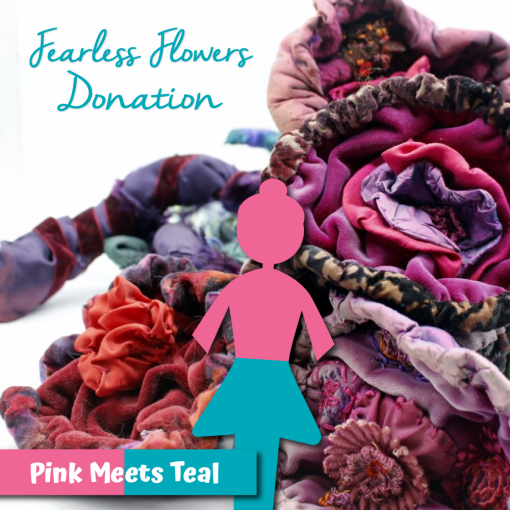 Fearless Flowers Ovarian Cancer Donation