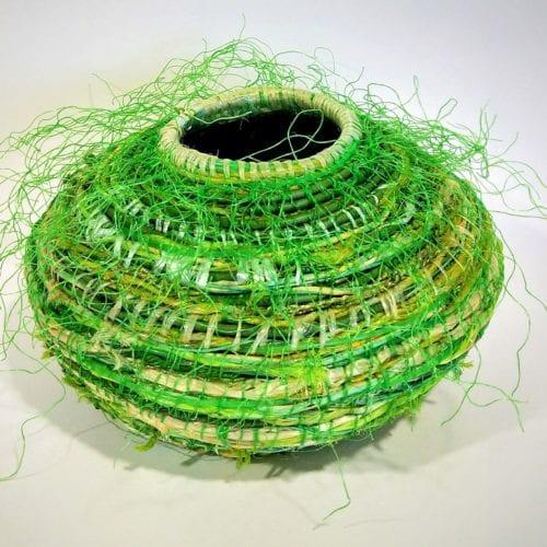Street Urchin No.4 (lime green)