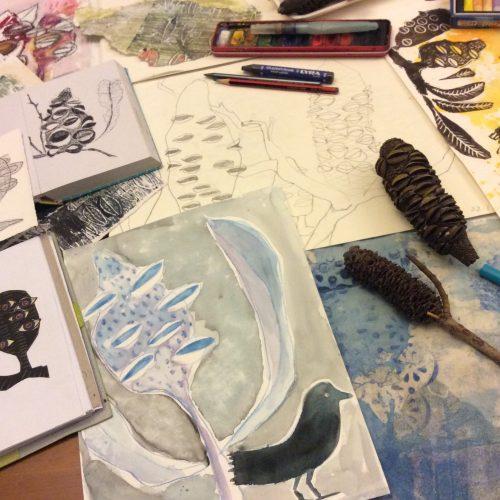 KBD Workshop Timeless Textiles – Exploring Motif
