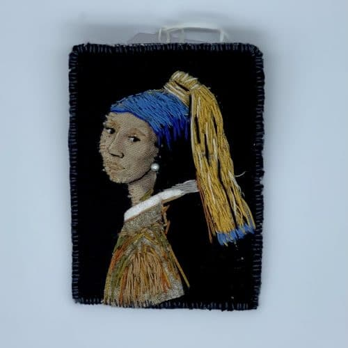 Icon – Girl with a Pearl Earring